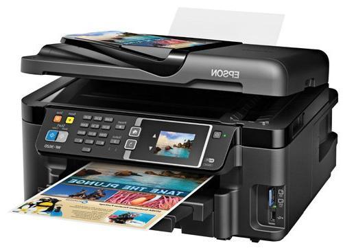 Epson WorkForce WF-3620 Direct Printer, Scanner, Dash