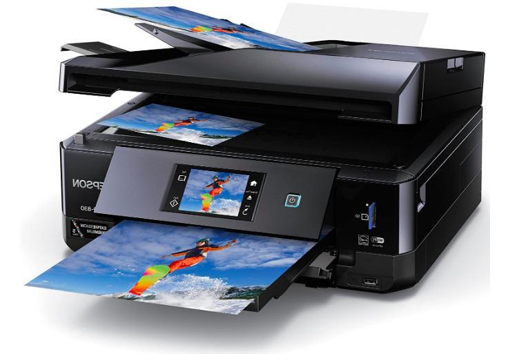Epson Wireless Photo Copier & Fax