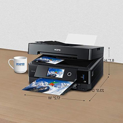 Epson XP-7100 Premium Wireless Photo Black