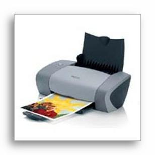 Lexmark Z611 Color Inkjet Printer