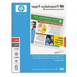 HP Color Laser Presentation Paper, Glossy