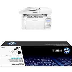 HP LaserJet Pro All-in-One Laser Printer with print security