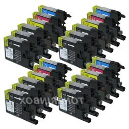 24 PK LC-75 XL Ink Cartridges for Brother MFC-J430w MFC-J825