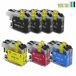 10 pk LC103 xl Combo Ink Cartridge for Brother MFC J6720DW J