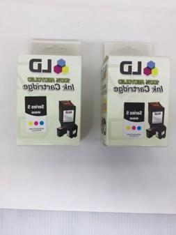 LD M4646 Series 5  Color Ink Cartridge for Dell Printer Set