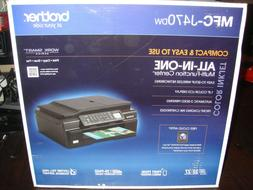 Brother MFC-J470DW Wireless Inkjet All-in-One printer- New