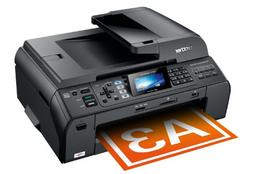 Brother MFC5895CW Wireless Color Photo Printer with Scanner,