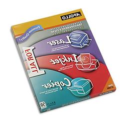 Multipurpose Transparency Film, Letter, Clear, 50/Box