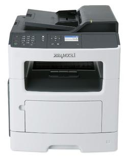 Lexmark MX310dn Compact All-In One Monochrome Laser Printer,