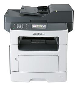 Lexmark MX517de Monochrome All-in One Laser Printer with Sca