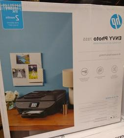 NEW HP ENVY Photo 7855 Wireless All-In-One Color Inkjet Prin