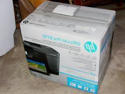 NEW HP OfficeJet Pro 8710 Color Inkjet All-In-One Printer