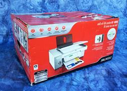 New! Lexmark X4550 Wireless All In One Inkjet Printer Print