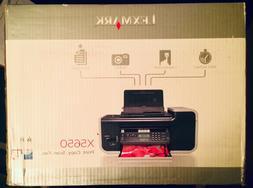 NEW Lexmark X5650 All In One Inkjet Printer Copier Scanner P