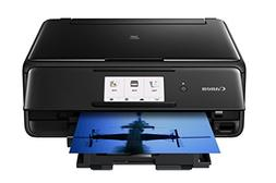 Canon TS8120 Wireless All-In-One Printer with Scanner and Co