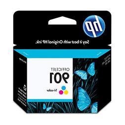 Officejet 901 Tri-Color Ink Cartridge