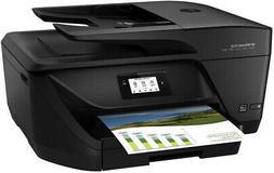 HP OfficeJet All-in-One Printer Scanner Copier Fax Wireless
