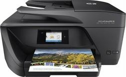 HP OfficeJet Pro 6968 Wireless All-in-One  Printer - T0F28A