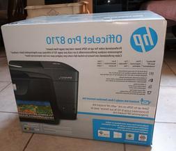 HP Officejet Pro 8710 Inkjet Printer BRAND NEW FACTORY SEALE