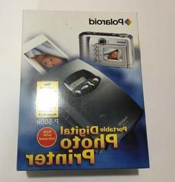 Polaroid P-500 Digital Photo Inkjet Printer
