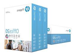 HP Printer Paper, Office20 Paper, 8.5 x 11, Letter Size, 20l