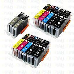 3PK PGI-250XL Black Ink For Canon Pixma MG5422 5520 5522 632