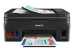 Canon PIXMA G4200 Wireless Mega Tank All-In-One Printer, Bla