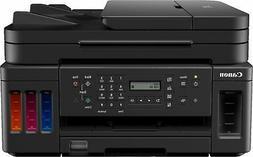 Canon - PIXMA MegaTank G7020 All-In-One Inkjet Printer - Bla