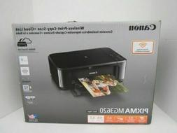Canon PIXMA MG3620 Black Wireless All-In-One Inkjet Printer