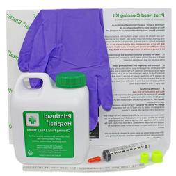 Print Head Cleaning Kit for Epson Canon Brother and HP print