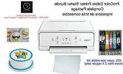 ProColor Edible Printer Bundle with white printer XXL Edible