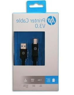 HP Printer Cable for Ink-Jet & Laser Printers all-in-one Pri