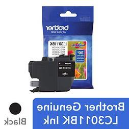 Brother Printer LC3011BK Singe Pack Standard Cartridge Yield