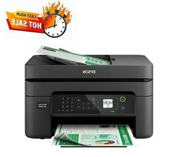 Epson Printer WF-2830 Fax Machine Scan Copy All-In-One Wirel
