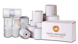 Datamax-O'Neil Premium Receipt Paper. 50ROLL/CTN DT PAPER PR