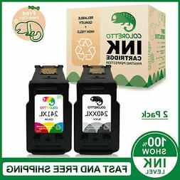 Replacement for PG 240XL CL 241XL Ink Cartridge for Canon PI