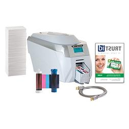 Magicard Rio Pro Single-Side ID Card Printer and Supplies Pa