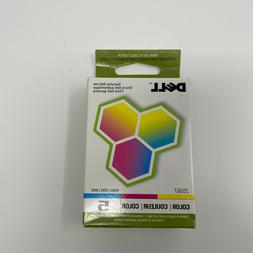 Dell Series 5 Color Printer Ink Cartridge J5567 Genuine Seal
