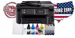 Sublimation Printer Epson WF-3620 CISS Bundle 4 Sublimation