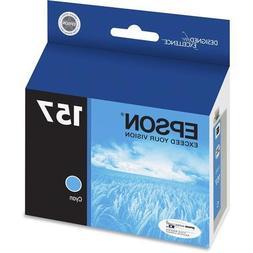 T157220 Epson UltraChrome K3 T157220 Ink Cartridge - Cyan -