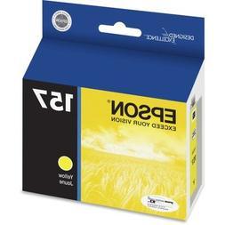 Epson UltraChrome K3 T157420 Ink Cartridge - Yellow