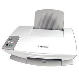Lexmark X1240 Color All-in-One Inkjet Printer