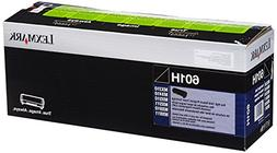 Lexmark 601H High Yield Return Program Toner Cartridge